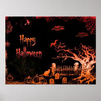 Happy Halloween - Posters