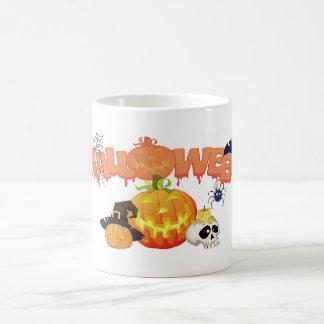 Happy Halloween pumpkin Coffee Mug