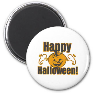Happy Halloween Pumpkin Ghosts Costume Refrigerator Magnets