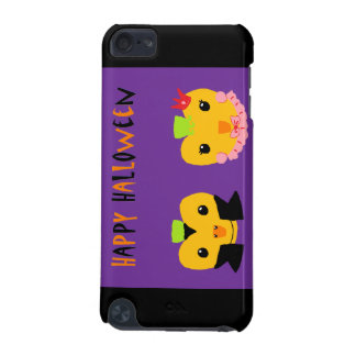 Happy Halloween Pumpkins iPod Touch 5G Cases