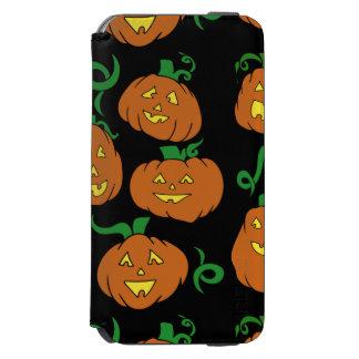 Happy Halloween Pumpkins Incipio Watson™ iPhone 6 Wallet Case