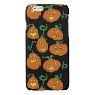 Happy Halloween Pumpkins iPhone 6 Plus Case