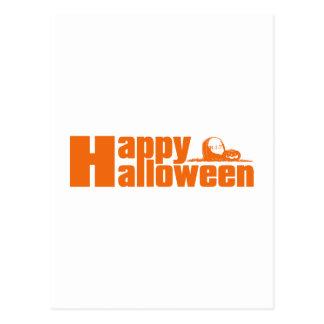 Happy Halloween RIP Pumpkin Post Cards