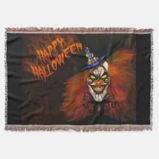 Happy Halloween Scary Clown