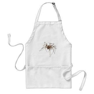 Happy Halloween spider Standard Apron