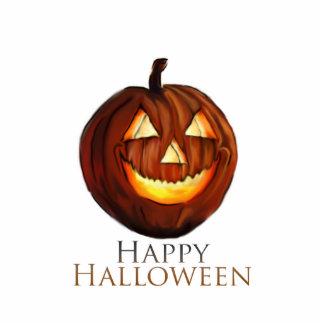 Happy Halloween Standing Photo Sculpture
