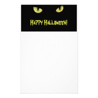 Happy Halloween Stationery