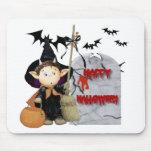 Happy Halloween - Tapis De Souris