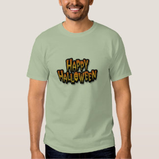 Happy Halloween Tee Shirt