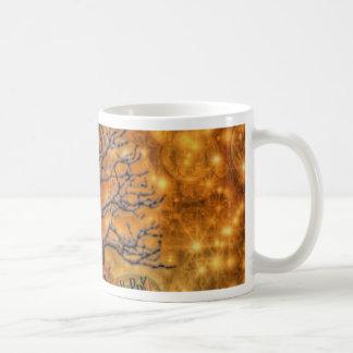 Happy Halloween tree Coffee Mug
