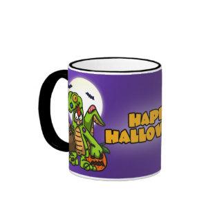 Happy Halloween Trick or Treat Mug