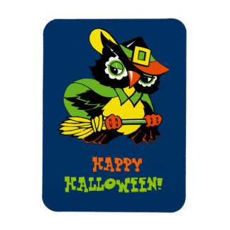 Happy Halloween! Vintage Design Gift Magnet