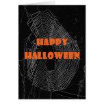 Happy Halloween Web Greeting Card