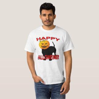 HAPPY HALLOWEEN WEINER . T-Shirt