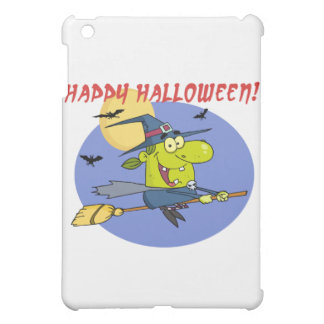 Happy Halloween Witch Case For The iPad Mini