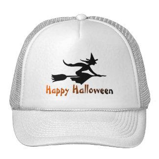 Happy Halloween Witch Hats