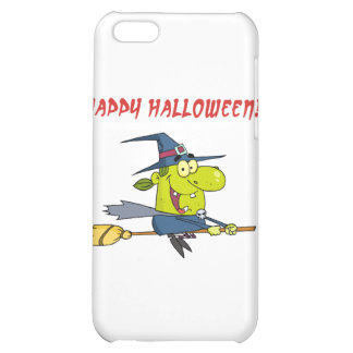 Happy Halloween Witch iPhone 5C Covers