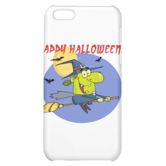 Happy Halloween Witch Case For iPhone 5C