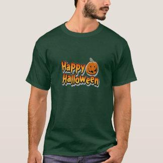 Happy Halloween with Pumpkin T-Shirt