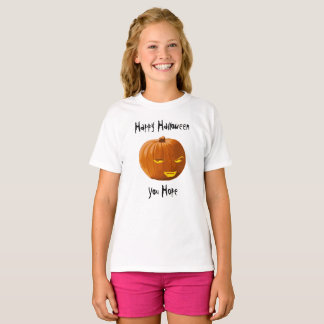 Happy Halloween - You Hope Pumpkin T-Shirt