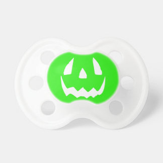 Happy Hallowgreen Baby Pacifiers