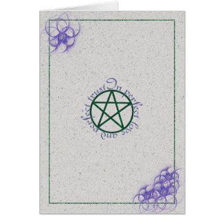 Happy Handfasting Greeting Card