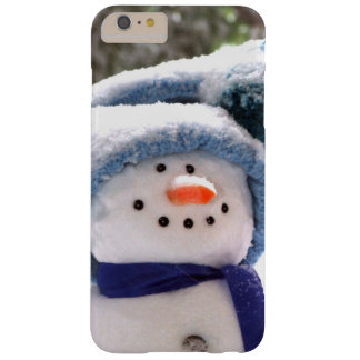 Happy Handmade Snowman iPhone 6 Case