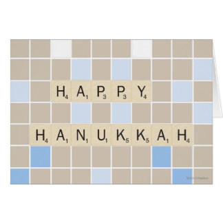 Happy Hannukah Card