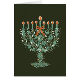 Happy Hannukah Card