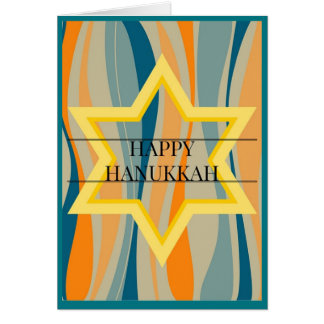 Happy Hanukkah Card