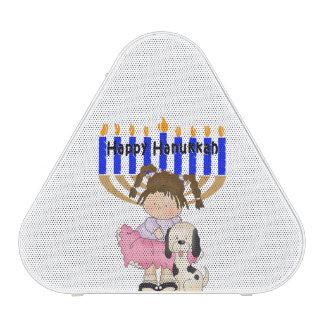 Happy Hanukkah Friends Speaker