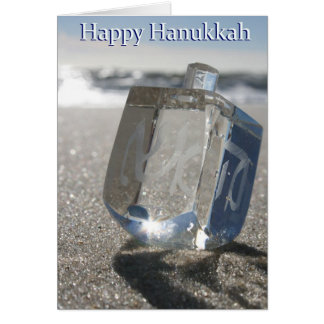 Happy Hanukkah from the Jersey Shore Card