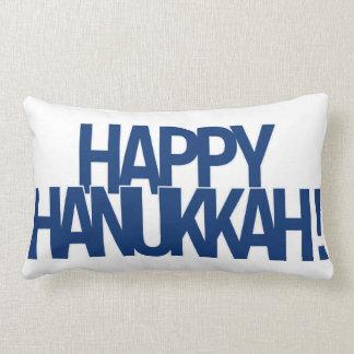 Happy Hanukkah! Lumbar Cushion
