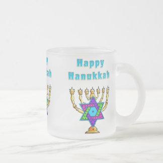 Happy Hanukkah Mugs