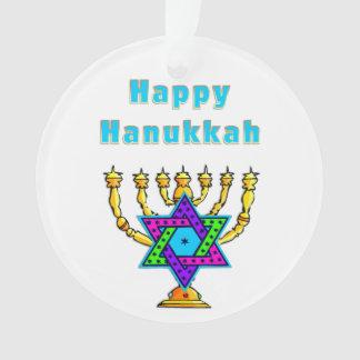 Happy Hanukkah Ornament