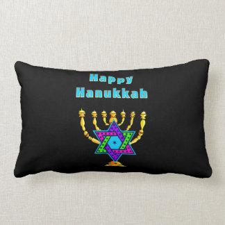 Happy Hanukkah Pillow