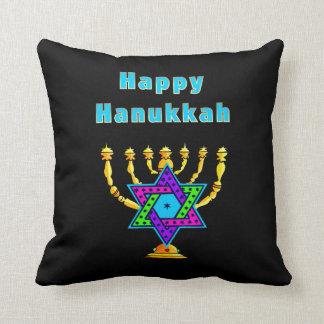 Happy Hanukkah Pillows