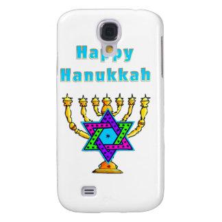 Happy Hanukkah Samsung Galaxy S4 Cases