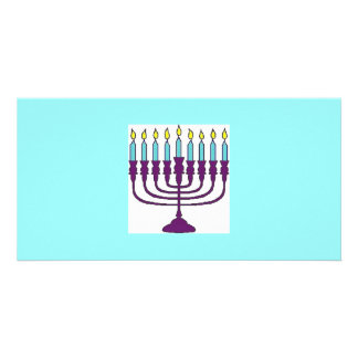 Happy Hanukkah Shalom Card