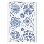 Happy Hanukkah! Stationery Note Card