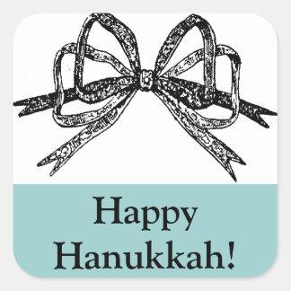 Happy Hanukkah stickers