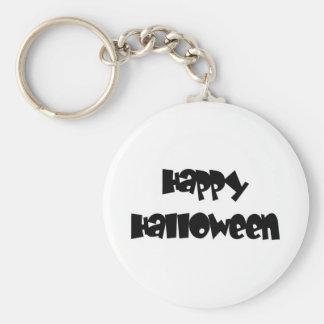 Happy Happy Halloween Key Chains