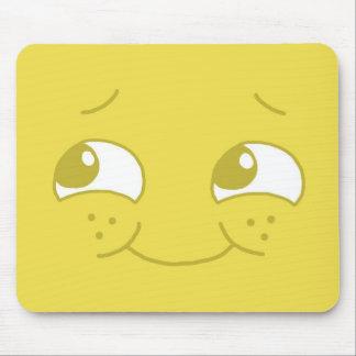 Happy happy mousepad