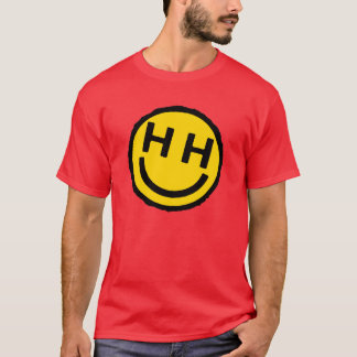 Happy hardcore smiley face Shirt