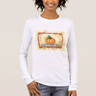 Happy Harvest Long Sleeve T-Shirt