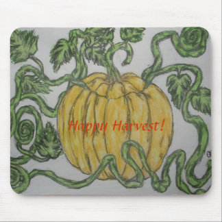 Happy Harvest! Mouse Pad