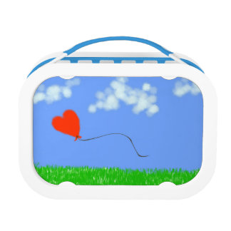 Happy Heart Balloon Lunchboxes