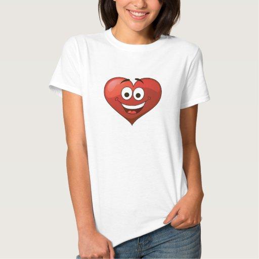 Happy heart shirt