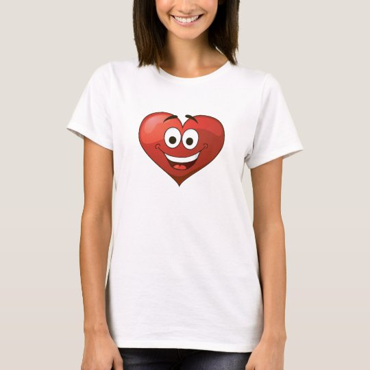 Happy heart shirt