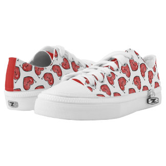 HAPPY HEARTS SHOES PRINTED SHOES